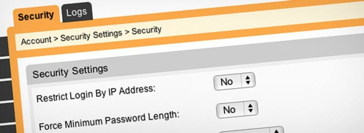 Extra security measures for your account