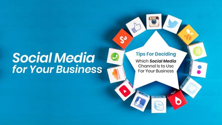 What social media do I need for my business?