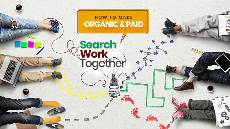 How Organic and Paid Search Work Together