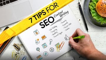 7 Tips for SEO Content Writing