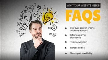 Why You Need An FAQ Page On Your Website