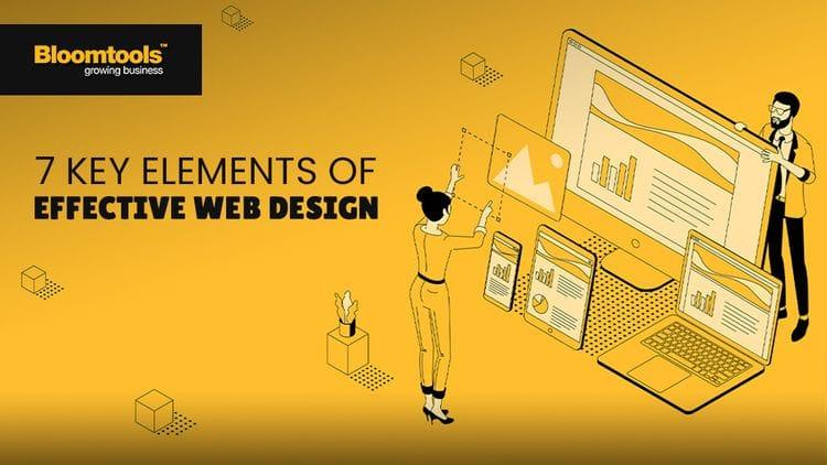 7 Key Elements of Effective Web Design