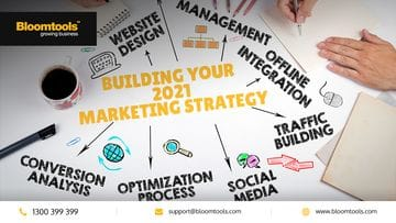 Building Your 2021 Marketing Strategy