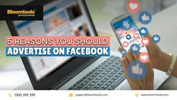 5 Reasons You Should Advertise on Facebook