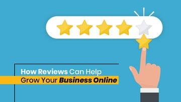 How Reviews Can Help Grow Your Business Online