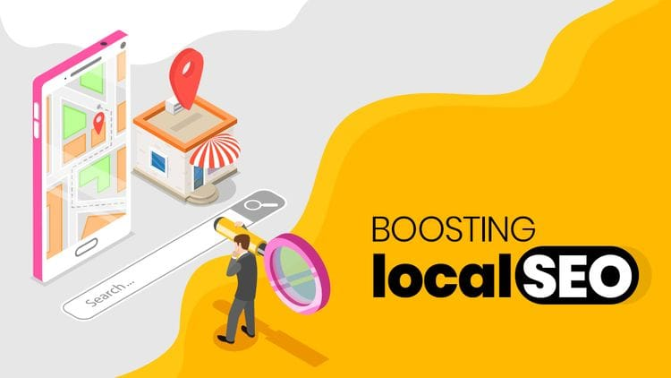 Boosting your Local SEO in 4 Simple Steps