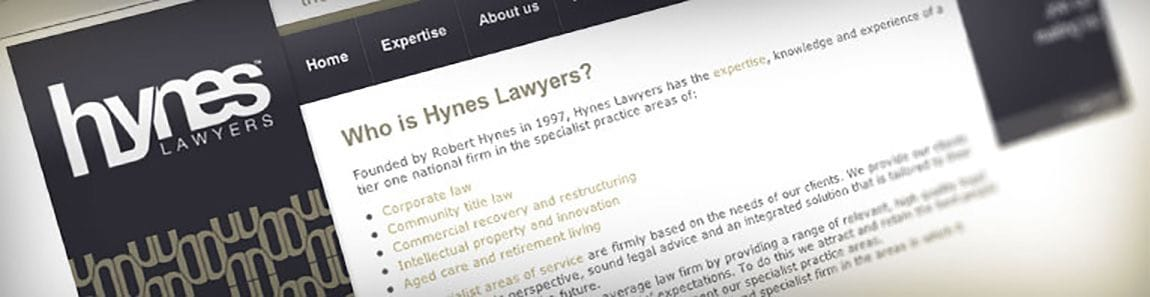 Bloomtools saves Hynes Lawyers time and money