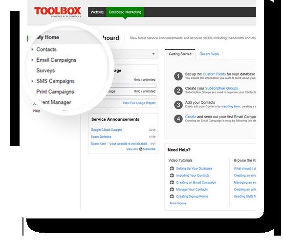 Website Builder | Website Design | Website Developer | Website Platform | Bloomtools