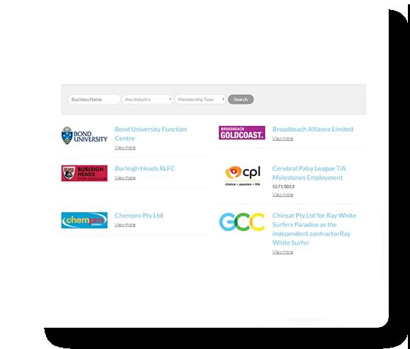 Member Directory | Member Directory Software | Website Builder | Website Platform