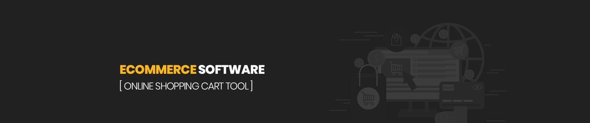E commerce Software | Online Shopping Tool | E Commerce Platform
