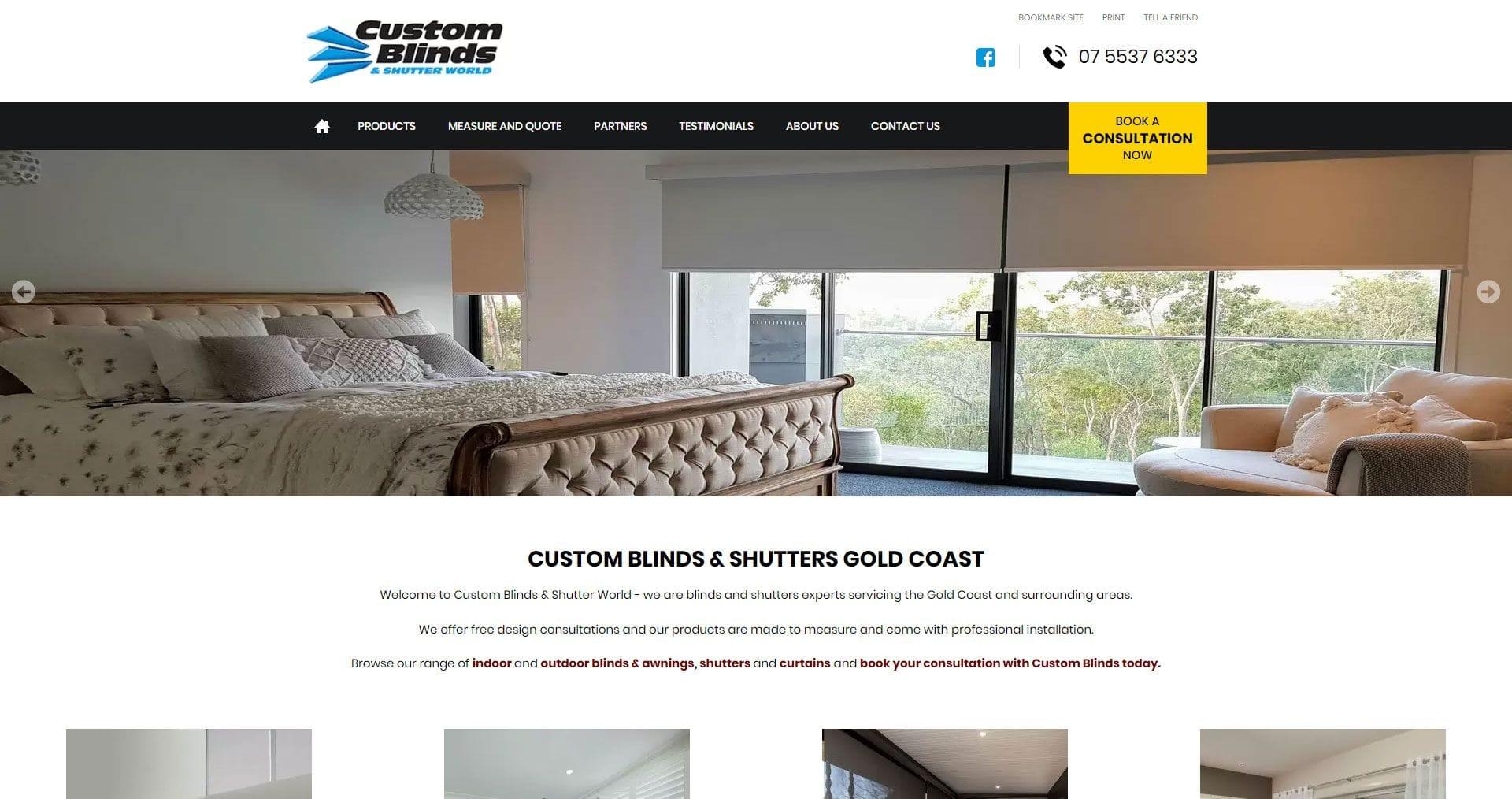 Custom Blinds | Client Success Stories