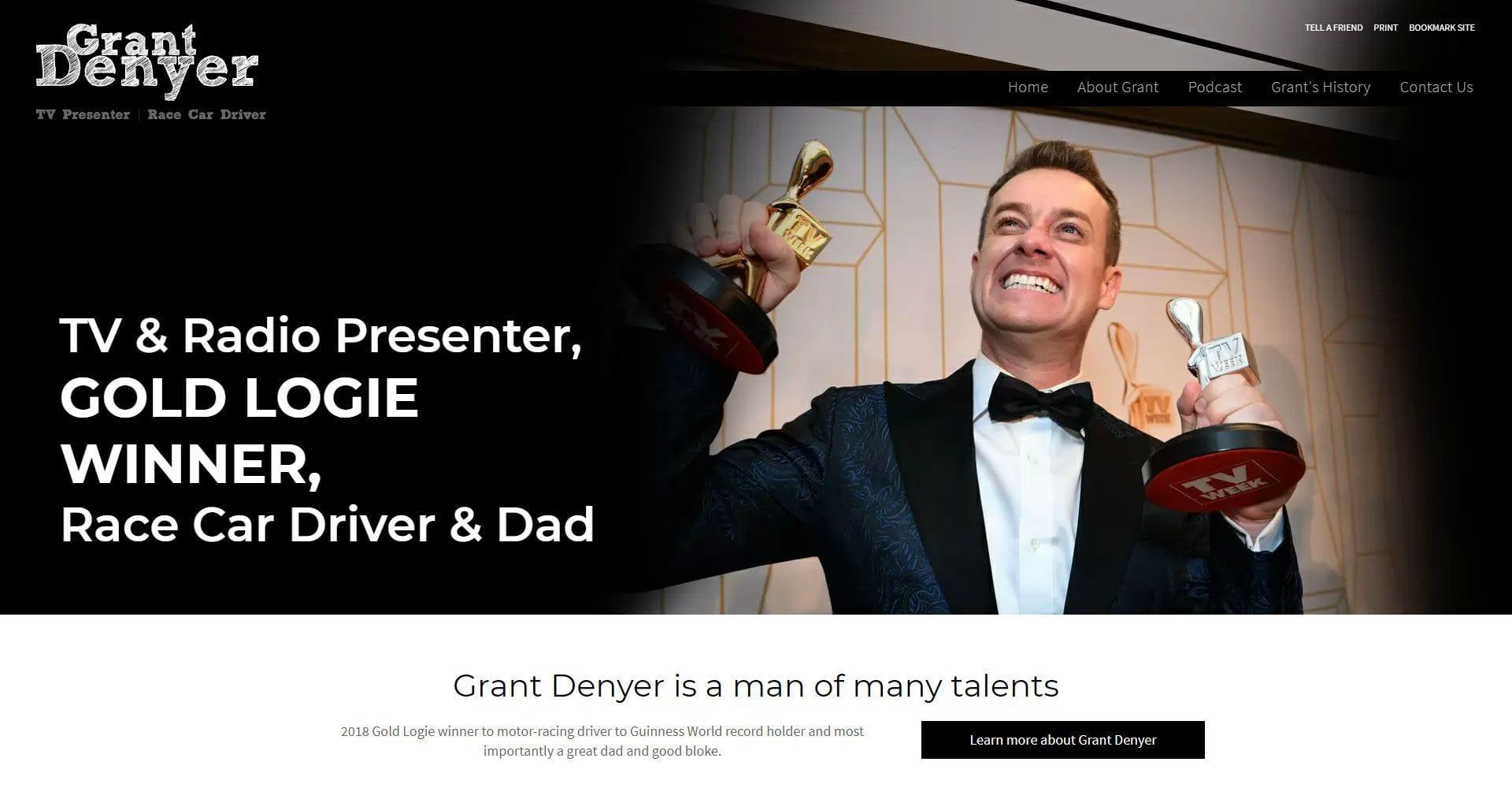 Grant Denyer's | Client Success Stories