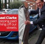 Councillor Michael Clarke