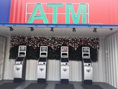 ATM2GO provides ATMs for events and businesses