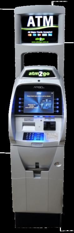 ATM2GO ATMs - Triton Argo 12 ATM