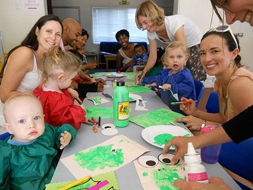West Stirling Neighbourhood House Playgroups