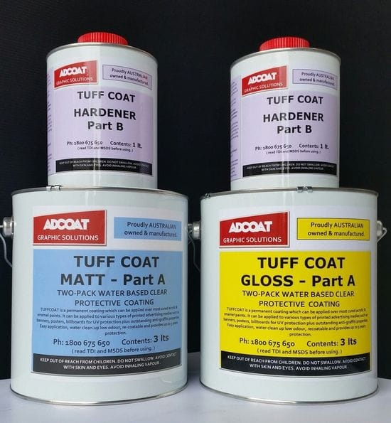 Why we choose Tuff Coat