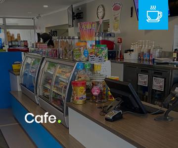 Cafe at Moree Artesian Aquatic Centre