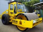 12t Smooth Single Drum Vibrating