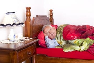 Managing insomnia for the over 60's