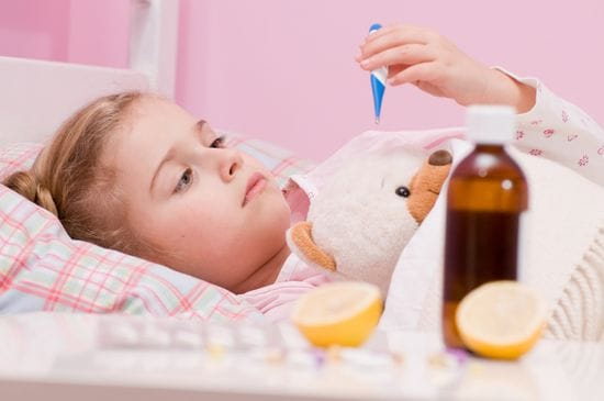 How to Boost Your Child's Immune System This Winter
