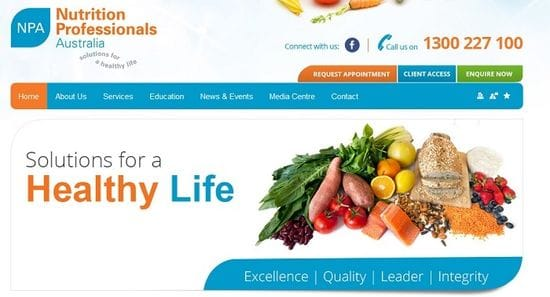 New Website Launched for NPA