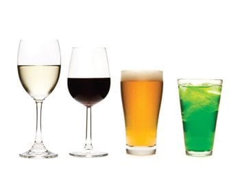Alcohol- how much is OK?