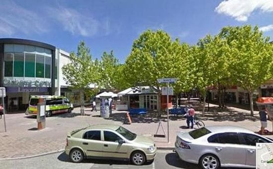 New Location in Canberra City