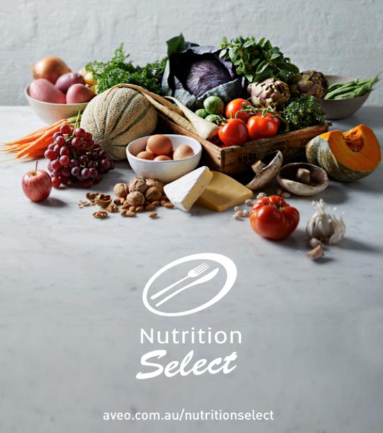 Aveo- Good Food AND Good Nutrition
