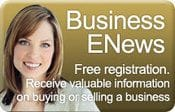sign up to recieve our free business e news