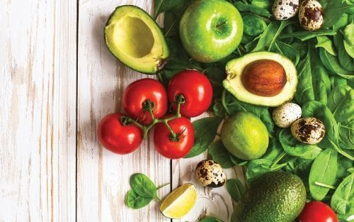 Foods to boost mental health