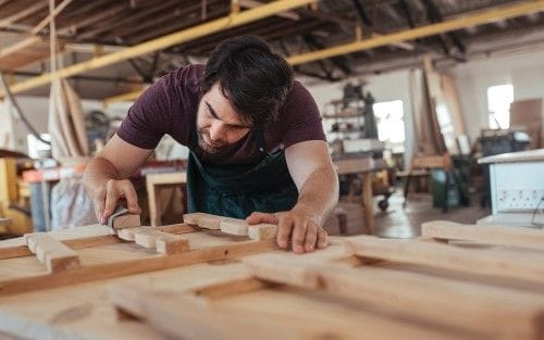The four main risks facing tradies