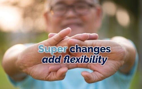 Super changes add flexibility