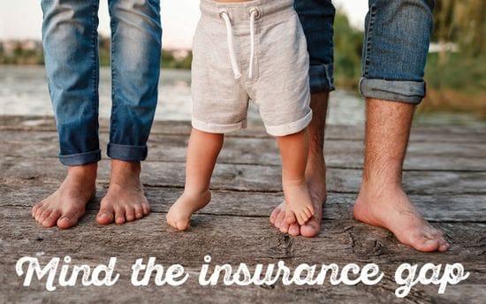 Mind the insurance gap