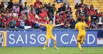 Asian Champs Glory
