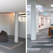 Boarding House Before and After