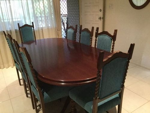 Antique Dining Chairs
