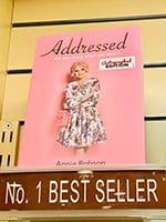 Addressed by Annie Robson #1 Best Seller