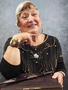Author Adrienne de Bouvier