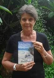 Alana Vaney, author of Broken Time