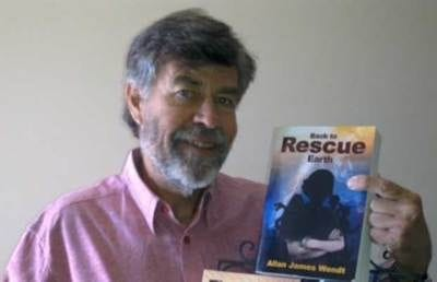 Allan Wendt - author ofBack To Rescue Earth.
