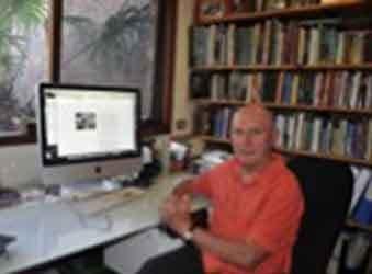 Author Doug Limbrick