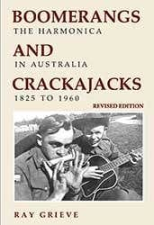 Boomerangs and Crackerjacks by Ray Grieve