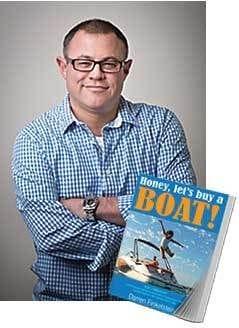 Darren Finkelstein author:Honey, let's buy a BOAT!