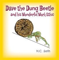 Dave the Dung Beetle by Hannah Seth