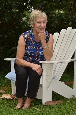 Author Diane Fagan
