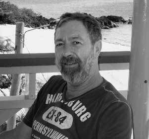 Author Geoff Hodinott