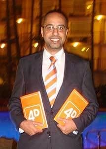 Dr Hisham Abdalla #1 international Bestselling Author of 4D Leadership