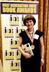 Author Jane Eales