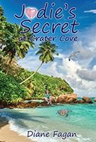 Jodie's Secret at Crater Cover - Book 2 (2nd edition 2021) by Diane Fagan